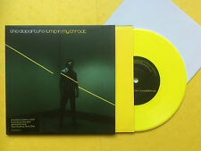 THE DEPARTURE - Lump in my throat / CITY Blurs Your Eyes, Yellow vinyle r6659