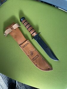 KA-BAR USMC Fighting Knife 1217