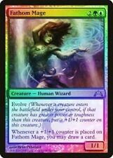 Fathom Mage FOIL Gatecrash PLD Blue Green Rare MAGIC GATHERING CARD ABUGames