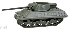 HO SCALE US ARMY M36  TANK DESTROYER # 14036  US ARMY  LOOKS GOOD ON FLATCAR