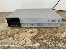 Sony Time Lapse Video Cassette Recorder Model Svt Ra40