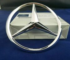 2047580058 OEM Star Logo rear Trunk emblem badge logo c350 c250 c300 mercedes