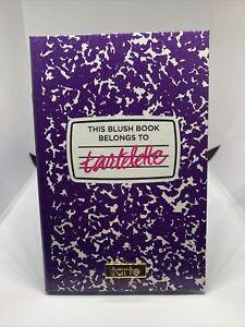 Tarte 101 Amazonian Clay Blush Book ~8 Blushes, 1 Highlighter 1 Bronzer New