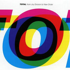 JOY DIVISION & NEW ORDER TOTAL Best of CD NEW