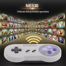 8bitdo SNES30 ios android joystick wireless bluetooth remote control gamepad