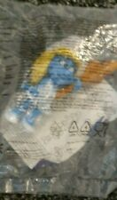 McDonald's Happy Meal Toy Smurfs - Smurfette With Wand New