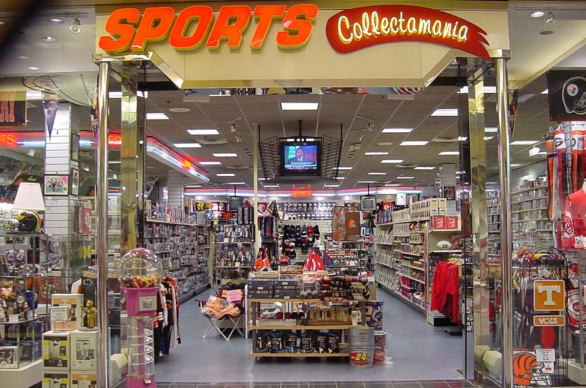 Sports Collect-A-Mania