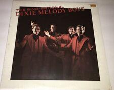 The Sing-Sational Dixie Melody Boys Vinyl Gospel Album Lp Sealed 22D