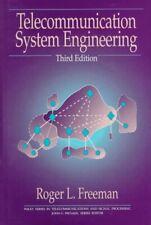 Telecommunication System Engineering  Wiley Series in Telecommunicati