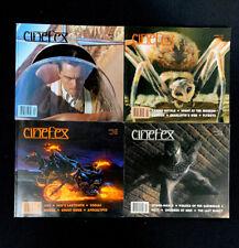 Cinefex Revue - 4 Éditions # 101, 108,109, 110 Spider-Man 3, Ghost Rider