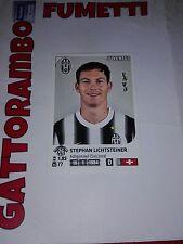 Figurine Calciatori N.226 Lichtsteiner Juventus Magazzino- Anno 2011-2012 Panini