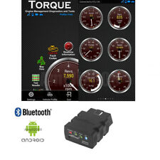 ELM327 Bluetooth OBD2 Auto Scanner For Android Torque Car Code Reader Diagnostic