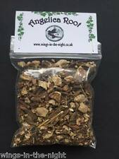 ANGELICA ROOT Magical Dried Herb (25g) - Exorcism/Protection/Healing/Visions