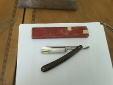 Lion Freres Thielt, straight razor 15/16