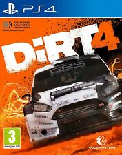 Dirt 4 Day One Edition Ps4 but Unsealed