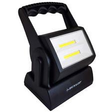 Lampada Faro Lavoro Portatile 18LED 200 Lumen Bianco a Batteria Luce Emergenza