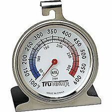 TAYLOR Oven Thermometer,100 to 600F, 3506