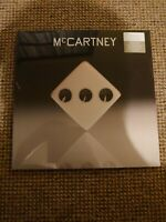 Paul McCartney III UK White Numbered 4001-7000 Vinyl LP