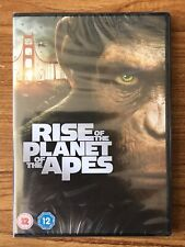 Rise Of The Planet Of The Apes (DVD) Brand New Sealed