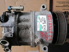 AC COMPRESSOR PUMP PART No  13232307 VAUXHALL INSIGNIA A20DTH