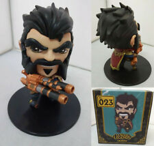 Figura Graves LOL League of Legends