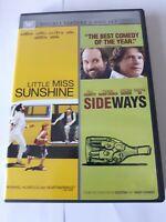 Little Miss Sunshine/ Sideways Double Feature 2 DVD Set Movie Widescreen 2004