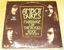 Amboy Dukes Ted Nugent NEAR MINT Marriage on the Rocks Rock FREE US SHIPPING
