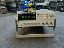 Gw Instek Sfg 2104 4 Mhz Dds Function Generator With Counter Sweep Amp Amfm