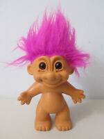 """Russ Troll Doll 8""""  Pink Hair"""