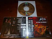 Sodom / Get What You Deserve JAPAN TECX-25677 A6