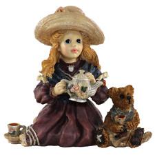 Boyd's Yesterday's Child Ashley With Christie Dress up Figurine Dollstone Collec