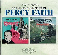 Percy Faith - Kismet & The Sound Of Music (CD)