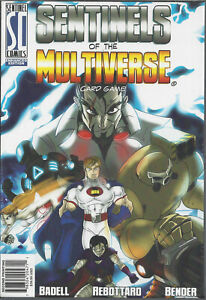 Sentinels of the Multiverse Card Game   2nd Edition  NEW SEALED