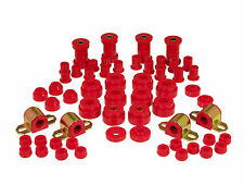 Prothane 76-79 Jeep CJ5 & CJ7 TOTAL Complete Suspension Bushing Kit Red