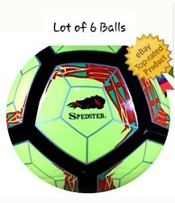 Lot Of 6 Ferocious Copa America 2018 soccer balls