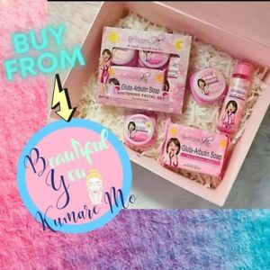 Brilliant Skin Essential Whitening Set US Seller