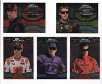 ^2010 Showcase GREEN PARALLEL 3RD GEAR #50 Brad Keselowski BV$12! #28/50! SCARCE