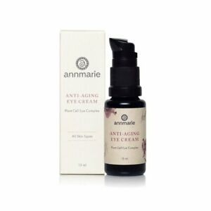 Annmarie  Anti-Aging Eye Cream 0.5 oz / 15 ml  New In Box EXP 8/2019