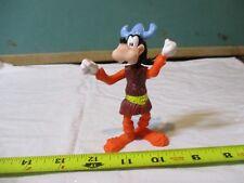 Goofy the VikingBarbarian 4� Figure Epcot Figurine Conan Action Disney World
