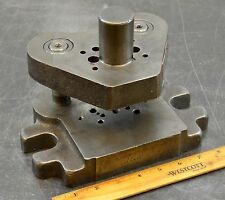 Danly Punch Press Die Shoe Tooling Pneumatic Press Die Frame Air Bench Press 006
