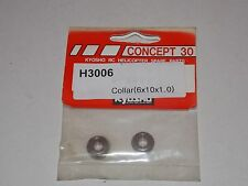 Kyosho Concept 30 DX SE R/C Nitro Helicopter Blade Holder Bearing Set H3006
