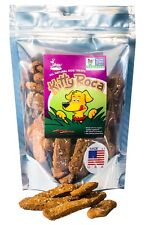 4Legz Kitty Roca All Natural Dog Treats - 8 oz (3 Pack) - NON-GMO Verified