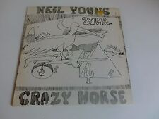 NEIL YOUNG & CRAZY HORSE Zuma Holland REP 54 057 LP