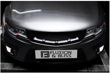 New Sports Radiator Front Grill For 09~12 Kia Forte Cerato Koup & Sedan Painted