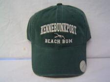 Kennebunkport Maine Beach Bum Hat cap Adjustable