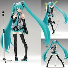 New Vocaloid Hatsune Miku Figma 014 PVC Action Figure Toy Anime Gift In Box