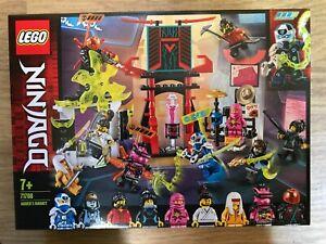 LEGO 71708 Ninjago Gamers Market 218 pieces age 7 plus ~NEW~