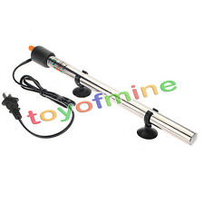 500w Submersible Automatic Aquarium Fish Tank Pond Water Heater up to 250l