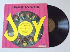 The Joy Quartet I WANT TO WALK vinyl LP Virginia Beach VA  + bonus M-