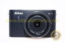 Nikon J1 con obiettivo nikon 10mm f/2.8